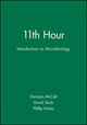 11th Hour: Introduction to Microbiology (0632044187) cover image