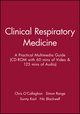 Clinical Respiratory Medicine: A Practical Multimedia Guide (CD-ROM with 60 mins of Video & 125 mins of Audio) (0727918087) cover image