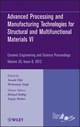 Advanced Processing and Manufacturing Technologiesfor Structural and Multifunctional Materials VI: Ceramic Engineering and Science Proceedings, Volume 33, Issue 8 (1118205987) cover image