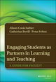 Engaging Students as Partners in Learning and Teaching: A Guide for Faculty (1118434587) cover image