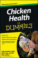 Chicken Health For Dummies (1118460987) cover image