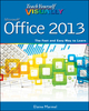 Teach Yourself VISUALLY Office 2013 (1118517687) cover image