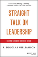 Straight Talk on Leadership: Solving Canada's Business Crisis (1118581687) cover image