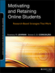 Motivating and Retaining Online Students: Research-Based Strategies That Work (1118642287) cover image
