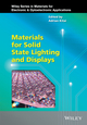 Materials for Solid State Lighting and Displays (1119140587) cover image