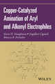 Copper-Catalyzed Amination of Aryl and Alkenyl Electrophiles (1119345987) cover image