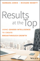 Results at the Top: Using Gender Intelligence to Create Breakthrough Growth (1119384087) cover image