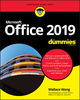 Office 2019 For Dummies (1119513987) cover image