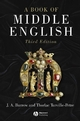 A Book of Middle English, 3rd Edition (1405117087) cover image