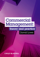 Commercial Management: Theory and Practice (1405124687) cover image