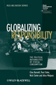 Globalizing Responsibility: The Political Rationalities of Ethical Consumption (1405145587) cover image