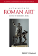 A Companion to Roman Art (1405192887) cover image