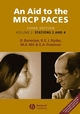 An Aid to the MRCP PACES: Stations 2 and 4, Volume 2, 3rd Edition (1444312987) cover image