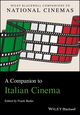 A Companion to Italian Cinema (1444332287) cover image