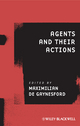 Agents and Their Actions (1444339087) cover image