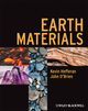 Earth Materials (1444397087) cover image