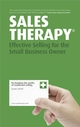Sales Therapy: Effective Selling for the Small Business Owner (1841127787) cover image