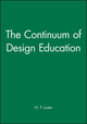 The Continuum of Design Education (1860582087) cover image