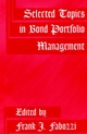 Selected Topics in Bond Portfolio Management (1883249287) cover image