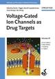 Voltage-Gated Ion Channels as Drug Targets, Volume 29 (3527312587) cover image