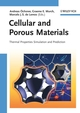 Cellular and Porous Materials: Thermal Properties Simulation and Prediction