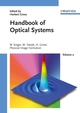 Handbook of Optical Systems, Volume 2: Physical Image Formation (3527403787) cover image