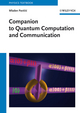 Companion to Quantum Computation and Communication (3527408487) cover image