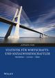 Statistik für Wirtschafts- und Sozialwissenschaftler: Verstehen, Lernen, Üben (3527800387) cover image
