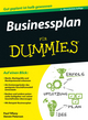 Businessplan für Dummies, 5. Auflage (3527805087) cover image