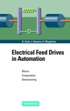 Electrical Feed Drives in Automation: Basics, Computation, Dimensioning (3895781487) cover image