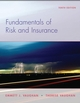 Fundamentals of Risk and Insurance, 10th Edition (EHEP000087) cover image