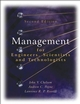Management for Engineers, Scientists and Technologists, 2nd Edition (EHEP000887) cover image