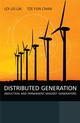 Distributed Generation: Induction and Permanent Magnet Generators (0470062088) cover image