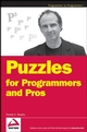 Puzzles for Programmers and Pros (0470121688) cover image