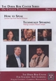 How to Speak: Lecture Tips from Patrick Winston and Technically Speaking: Making Complex Matters Simple, The Derek Bok Center Series On College Teaching, Disc 5 (0470180188) cover image