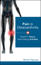 Pain in Osteoarthritis (0470403888) cover image