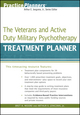 The Veterans and Active Duty Military Psychotherapy Treatment Planner (0470440988) cover image