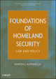 Foundations of Homeland Security: Law and Policy (0470596988) cover image