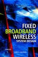 Fixed Broadband Wireless System Design (0470844388) cover image