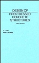 Design of Prestressed Concrete Structures, 3rd Edition (0471018988) cover image