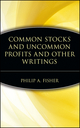 Common Stocks and Uncommon Profits and Other Writings (0471119288) cover image