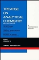 Treatise on Analytical Chemistry, Part 1 Volume 11: Theory and Practice, 2nd Edition (0471509388) cover image