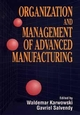 Organization and Management of Advanced Manufacturing (0471555088) cover image