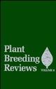 Plant Breeding Reviews, Volume 9 (0471574988) cover image