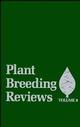 Plant Breeding Reviews, Volume 9 (0471574988) cover image