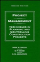 Project Management: Techniques in Planning and Controlling Construction Projects, 2nd Edition (0471591688) cover image