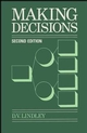Making Decisions, 2nd Edition (0471908088) cover image