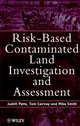 Risk-Based Contaminated Land Investigation and Assessment (0471966088) cover image