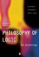 Philosophy of Logic: An Anthology (0631218688) cover image