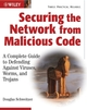 Securing the Network from Malicious Code: A Complete Guide to Defending Against Viruses, Worms, and Trojans  (0764549588) cover image